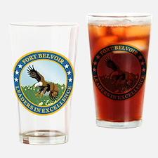 Fort Belvoir Drinking Glass