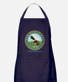 Fort Belvoir with Text Apron (dark)