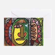 And Still I Rise Greeting Card