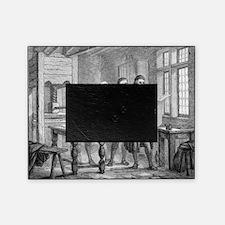 Johann Gutenberg, German inventor Picture Frame