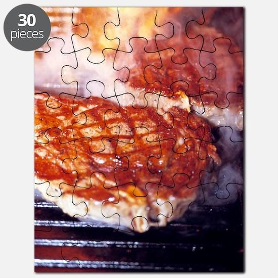 Barbecue Puzzle
