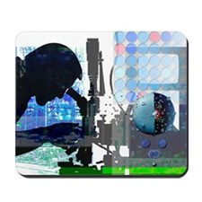Biotechnology research Mousepad