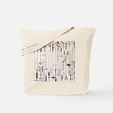 Instruments for removing bladder stones Tote Bag