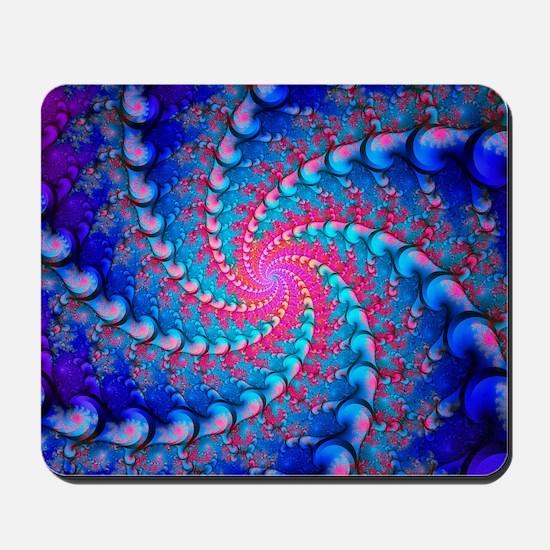 Julia fractal Mousepad