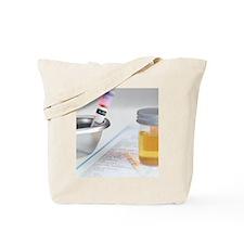 Medical testing Tote Bag