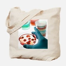 Microbiology research Tote Bag