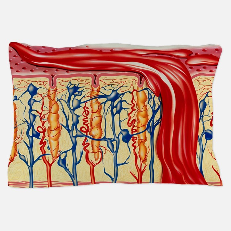 Menstruation Pillow Case