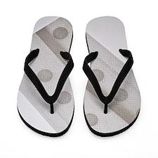 Allergy patch test Flip Flops