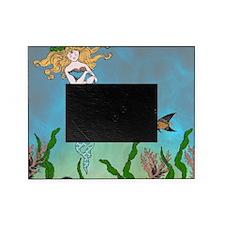 Vintage Mermaid Picture Frame