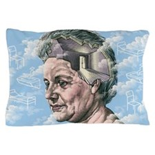 Alzheimer's disease Pillow Case