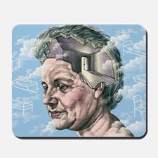 Alzheimer's disease Mousepad