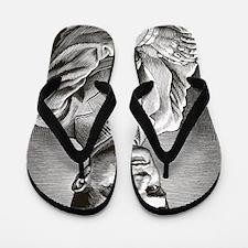 Alan Turing, British mathematician Flip Flops