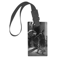 Alexander the Great, artwork Luggage Tag