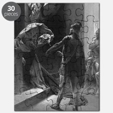Alexander the Great, artwork Puzzle