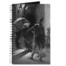 Alexander the Great, artwork Journal