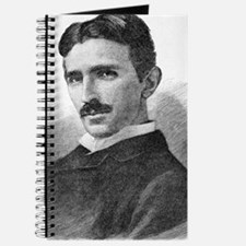 Nikola Tesla, Serb-US physicist Journal