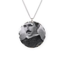 Nikola Tesla, Serb-US physic Necklace