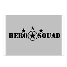 Unique Hero Postcards (Package of 8)