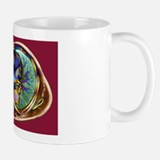 Aortic dissection, CT scan Mug