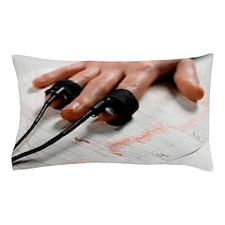 Lie detector test Pillow Case