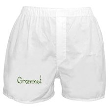 Grommet Boxer Shorts