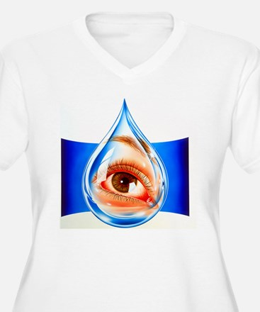 Artwork of an eye T-Shirt