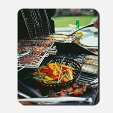 Barbeque Mousepad