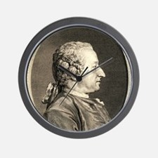 Alexis Clairaut, French mathematician Wall Clock
