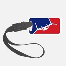 Major League Assault Large Luggage Tag