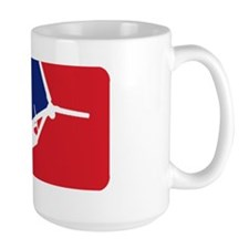Major League Assault Large Mug