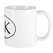 10K Running Achievement White Mug