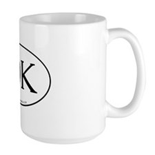 10K Running Achievement White Mug