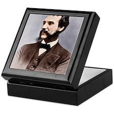 Alexander Graham Bell, telephone pion Keepsake Box