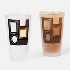 Alzheimer's disease, conceptual ima Drinking Glass