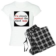 against war pajamas