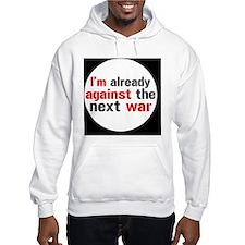 against war Hoodie