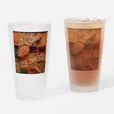 Store of various grains and pulses Drinking Glass