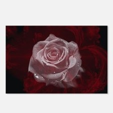 Fantasy Rose Postcards (Package of 8)