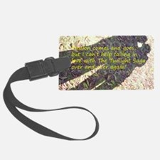 Falling in love with The Twiligh Luggage Tag