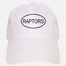 Oval Design: RAPTORS Baseball Baseball Cap