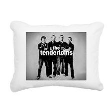 The Tenderloins Rectangular Canvas Pillow