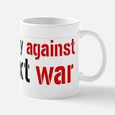 againstwarbumper Mug