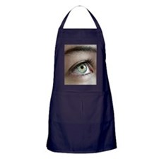 Woman's eye Apron (dark)