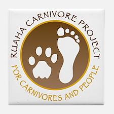 RCP logo Tile Coaster