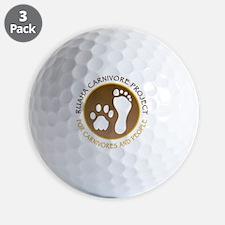 RCP logo Golf Ball