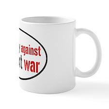 againstwaroval Mug