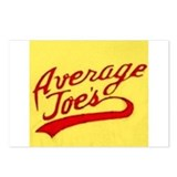 Average joes Postcards