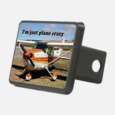 I'm just plane crazy: high Hitch Cover