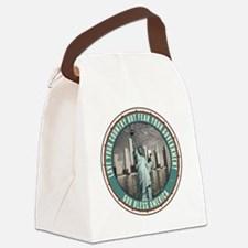 Fear Your Government Canvas Lunch Bag