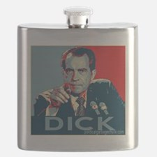 """Nixon - """"DICK"""" Flask"""
